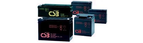 CSB необслужваеми акумулаторни батерии