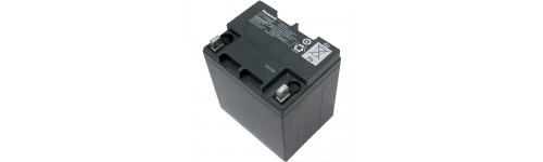 Panasonic Оловно-капсуловани необслужваеми акумулаторни батерии