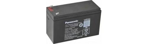 Батериии Panasonic със  стандартен живот 6-9 години
