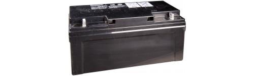 Батериии Panasonic със стандартен живот 10-12 години